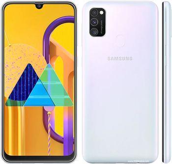 cumpără Samsung Galaxy M30s 2019 4/64Gb Duos (SM-M307),White în Chișinău