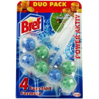 купить Bref WC с ароматом сосны Duo Pack, 2x50 г в Кишинёве