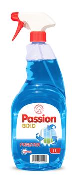 купить Средство для мытья окон Passion Gold 1000 мл в Кишинёве