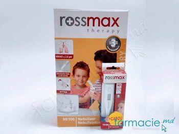 cumpără Nebulizer Rossmax NE100+ Termometru Cadou în Chișinău