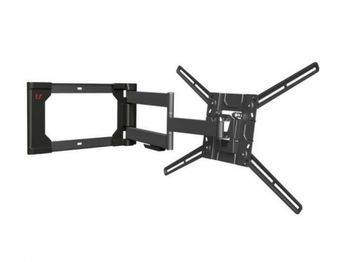 "cumpără Wall Mount Barkan ''4400'' Black 40""-80"" Full Motion, max.50kg, VESA mm: up to 600x400mm în Chișinău"