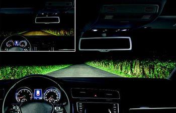 Автомобильная лампа Philips WhiteVision (12360WHVB1)