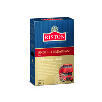 Riston Traditional English Breakfast 200gr