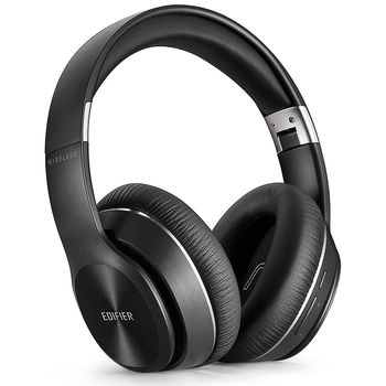 Edifier W820BT Black / Bluetooth and Wired On-ear headphones with microphone, BT Type 4.1, 3.5 mm jack, Dynamic driver 40 mm, Frequency response 20 Hz-20 kHz, On-ear controls, Ergonomic Fit, Lifetime up to 80 hr