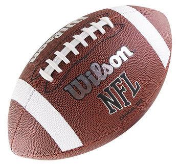 купить Мяч для американского футбола NFL OFF FBALL BULK XB WTF1858XB  Wilson (3812) в Кишинёве