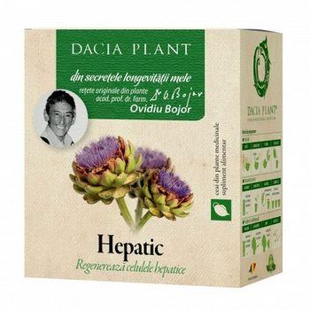 cumpără Ceai Dacia Plant Hepatic 50g în Chișinău