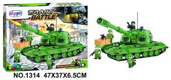 купить Конструктор Танк 533 ел в Кишинёве