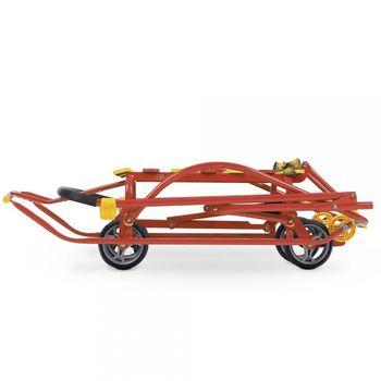 купить Санки складные на колесиках  «Nikki 3» N3 в Кишинёве