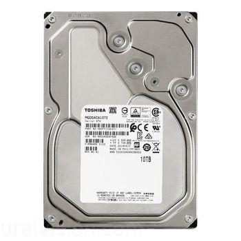 "HDD 10.0TB-SATA- 256MB  Toshiba ""Enterprise Capacity"