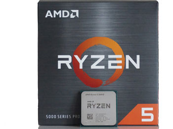 CPU AMD Ryzen 5 5600X, Box