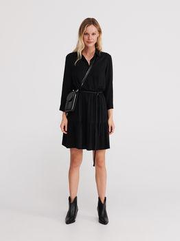 Платье RESERVED Чёрный xb581-99x