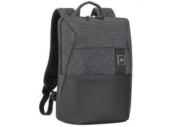 "купить 13.3"" NB  backpack - Rivacase 8825 Black Melange в Кишинёве"