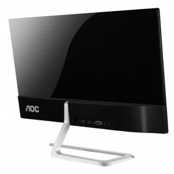 """купить """"23.8"""""""" AOC """"""""i2481Fxh"""""""", Black (IPS, 1920x1080, 4ms, 250cd, LED50M:1, D-Sub+HDMIx2, Headphone-Out) (23.8"""""""" AH-IPS W-LED, 1920x1080 Full-HD, 0.275, 4ms GTG, 250 cd/m², DCR 50 Mln:1 (1000:1), 178°/178° @C/R>10, D-Sub + HDMI x2, HDMI Audio-In, Headphone-Out, Built-in PSU, Fixed Stand (Tilt -3/+20°), i-Menu, Screen+ , Flicker Free, Black)"""" в Кишинёве"""