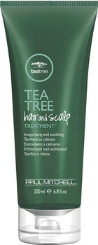 ПИЛИНГ-УХОД TEA TREE hair & scalp treatment  200 ml