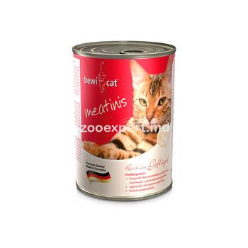 Bewi Cat с курицей 400 gr