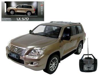 Машина Р/У 1:14 Lexus LX 570 FF 51.5X24cm
