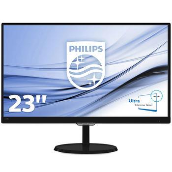 """cumpără Monitor 23.0"""" Philips """"237E7QDSB"""", G.Black în Chișinău"""