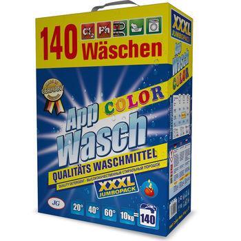 купить AppWasch - Стиральный порошок - Color - 10Kg в Кишинёве