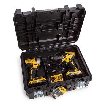 купить Набор аккумуляторных инструментов DeWALT DCK2059D2T в Кишинёве
