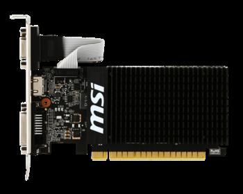 купить MSI GeForce GT710 1GB DDR3 64Bit в Кишинёве