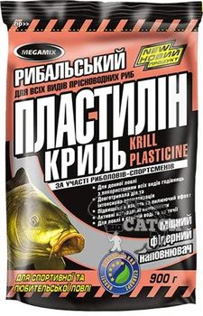 Пластилин Megamix CRILL 0.5кг