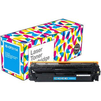 купить Laser Cartridge for HP CF211A (131A) Canon 731Cyan Compatible в Кишинёве