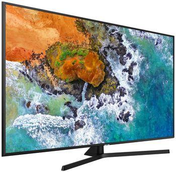 cumpără TV LED Samsung UE50NU7400UXUA, Black în Chișinău