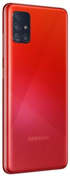 купить Samsung Galaxy A51 A515F/DS 6/128Gb, Red в Кишинёве