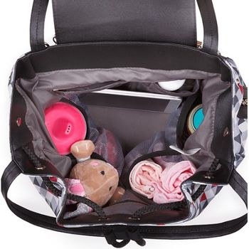 купить Рюкзак для мамы Babyono UPTOWN с матрасиком для пеленания в Кишинёве