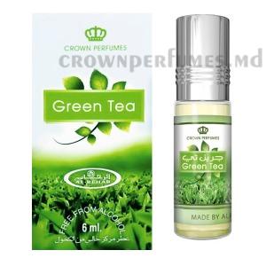 Масляные духи Green tea | Зеленый Чай