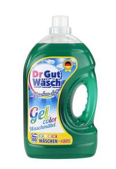 """cumpără Detergent Gel de rufe - Color, """"Dr Gut Wäsch"""" 3,15 L în Chișinău"""
