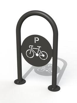 купить Вело-парковка на 2 велосипеда в Кишинёве