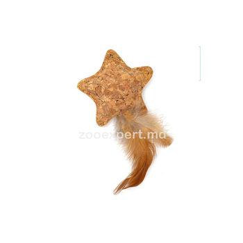 Nobleza Звезда древесная стружка и кошачья мята