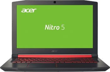 "ACER Nitro AN515-31 Shale Black (NH.Q2XEU.005) 15.6"" FullHD (Intel® Quad Core™ i7-8550U 1.80-4.00GHz (Kaby Lake), 8Gb DDR4 RAM, 1.0TB HDD, GeForce® MX150 2Gb DDR5, w/o DVD, WiFi-AC/BT, 4cell, 720P HD Webcam, RUS, Linux, 2.7kg)"