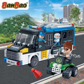 BanBao 7003 New Police - 325 blocks