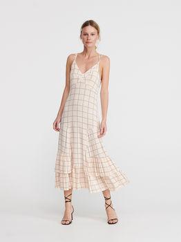 Платье RESERVED Беж vz985-02x