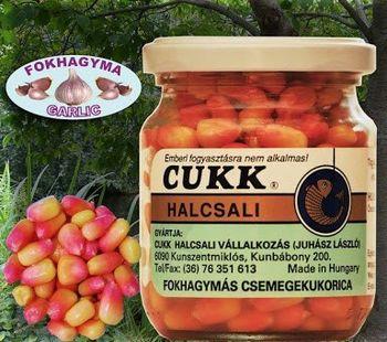 Кукуруза CUKK (чеснок)125 гр.