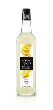 Сироп 1883dePR Лимон 1L