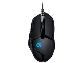Logitech G402 Hyperion Fury Ultra-Fast FPS Gaming Mouse, USB, gamer, 910-004067 (mouse/мышь)