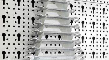 cumpără Suport chei 133x195 mm, alb în Chișinău