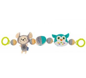 Погремушка для коляски Baby Mix Owl