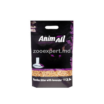 AnimAll древесный наполнитель 2.8 kg