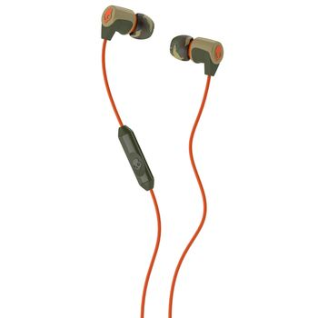 SkullCandy SGRFGY-325 RIFF in-ear w/Mic 1, camo/tan/orange