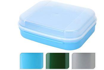 Емкость для хранения продуктов 20X16XH6cm, пластик