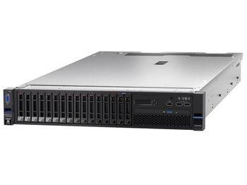 Lenovo System x3650 M5, Xeon 10C E5-2630 v4 85W 2.2GHz/2133MHz/25MB, 1x16GB, O/Bay HS 2.5in SAS/SATA, SR M5210, 550W p/s, Rack
