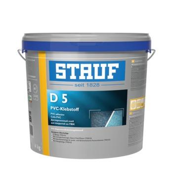 купить Дисперсионный клей для покрытий из ПВХ STAUF D 5 в Кишинёве
