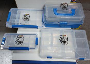 Коробка из пластика для мелочей 30*19.5*6 см