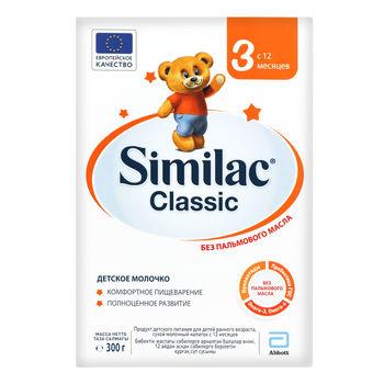 купить Молочная смесь Similac Классик 3 с 12 месяцев, 300г в Кишинёве