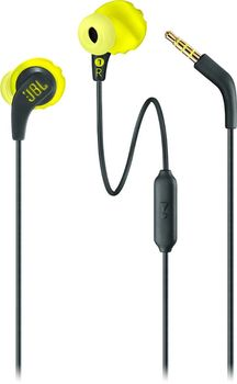 Наушники JBL Endurance RUN Yellow/Black