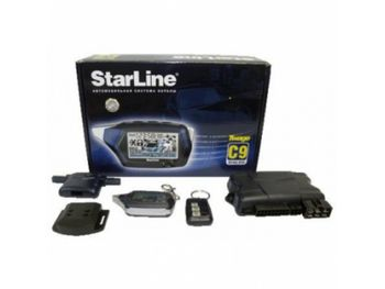 Автосигнализация STARLINE C9